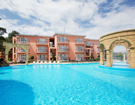 Отель Alean Family Resort & Spa Riviera 4*
