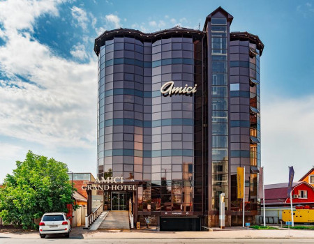 СПА-отель Amici Grand Hotel