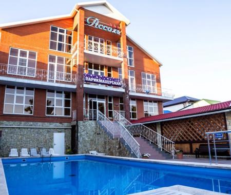 Гостиница Ассоль