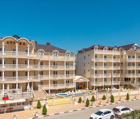 Отель Аттика