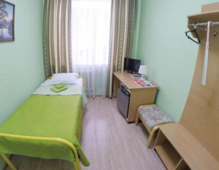 Гостиница Большой Урал