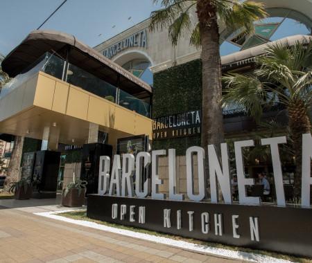 Ресторан Barceloneta
