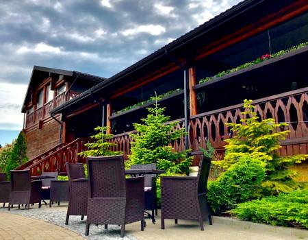 Ресторанный комплекс Белуга
