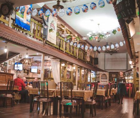 Ресторан Черновар