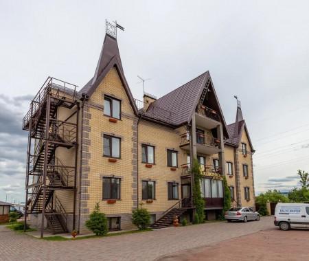 Отель-мотель Флогистон