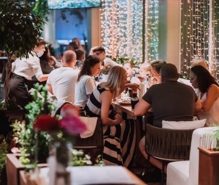 Семья ресторанов Лагуна