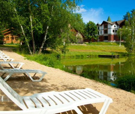 Парк-отель Лесные Пруды