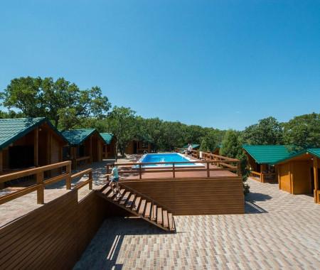 База отдыха Лесной дворик