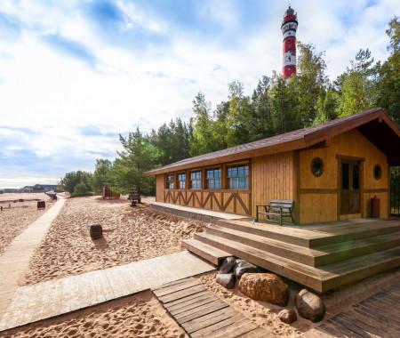 База отдыха Мир маяков