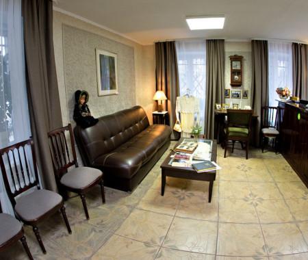 Отель на Прусской