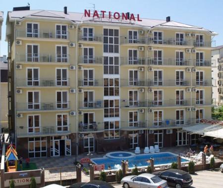 Отель National