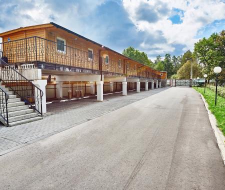 Отель ОК-Река