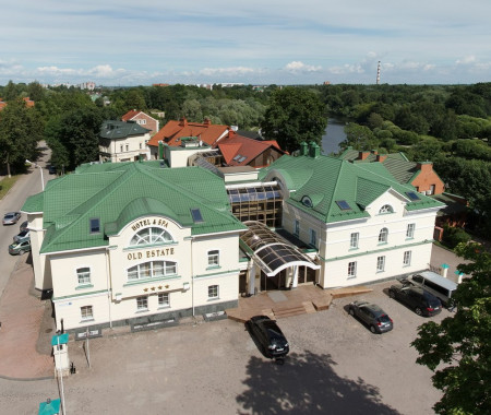 Отель Old Estate Hotel & SPA 4*