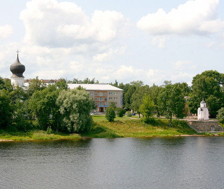 Гостиница Ольгинская