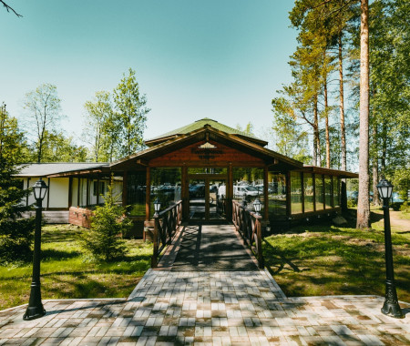 База отдыха Пасторское озеро