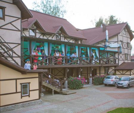 Загородный отель-ресторан Рауту