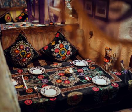 Ресторан Рубаи