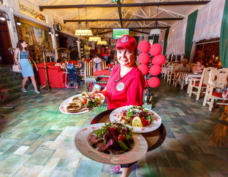 Ресторан Венский двор