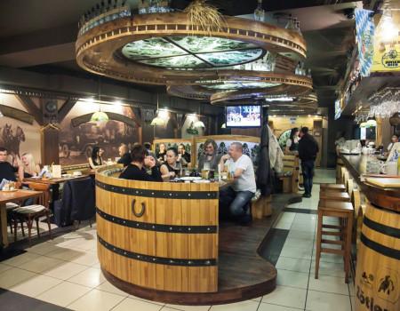 Баварский ресторан Zotler